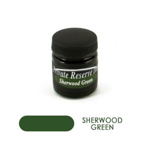 Private Reserve Inks Ink Bottle 04-Shg 60 Ml Sherwood Green