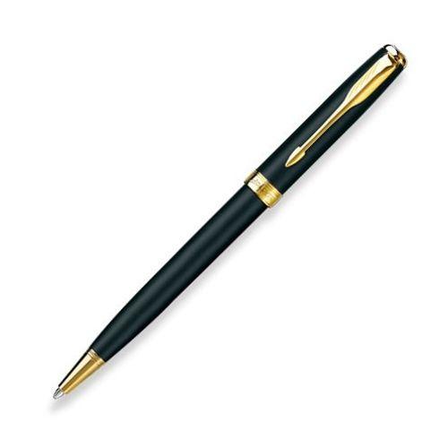 Parker Premium Ball Pen Matte Black Gt Sonnet