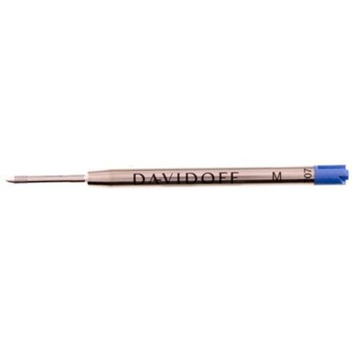 Davidoff Ball Pen Refill 10084 Blue Medium
