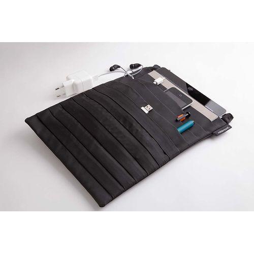 Rubberband Docket Black Docket Large