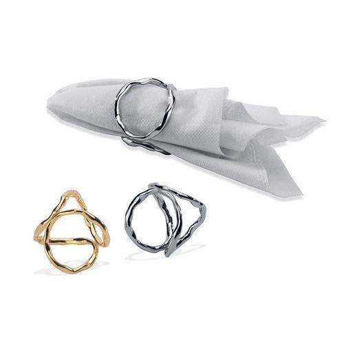 Mukul Goyal Napkin Ring Mg041