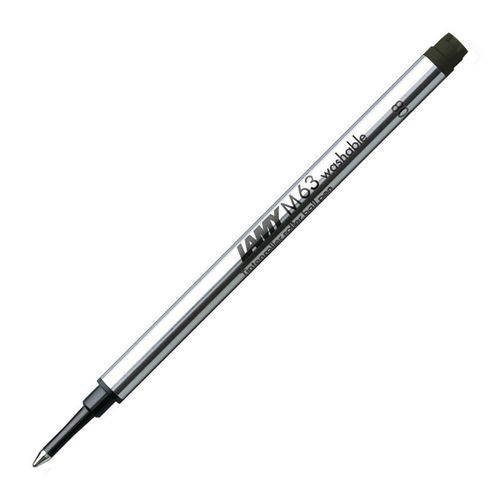 Lamy Roller Pen Refill M 63 Black Medium