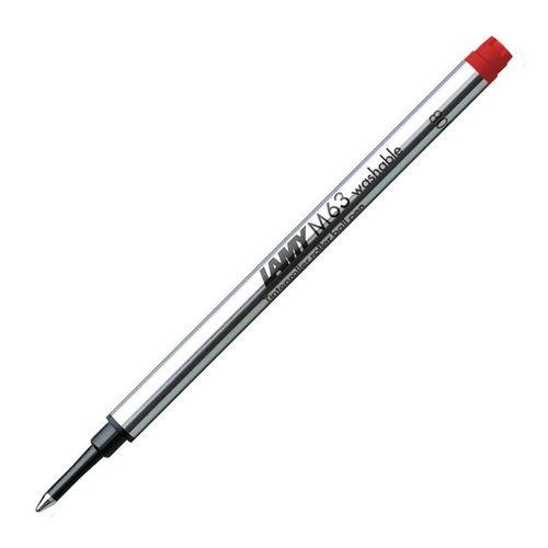 Lamy Roller Pen Refill M 63 Red Medium