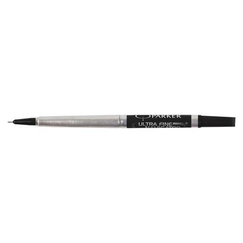 Parker Roller Pen Refill Black Ultra Fine