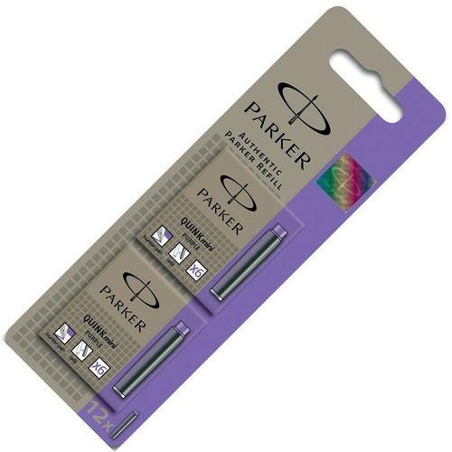 Parker Ink Cartridge Purple Small