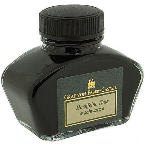 Graf Von Faber-Castell Ink Bottle 148700 62.5 Ml Black