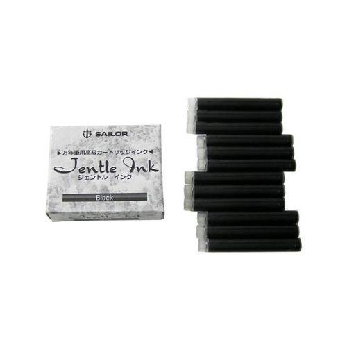 Sailor Ink Cartridge Jentle Black