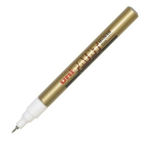 Uniball Paint Marker PX-203 0.5MM Gold