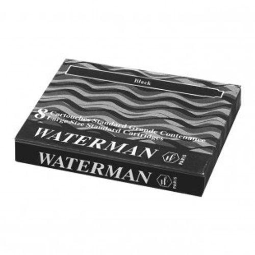 Waterman Ink Cartridge Black