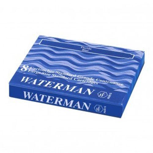 Waterman Ink Cartridge Florida Blue