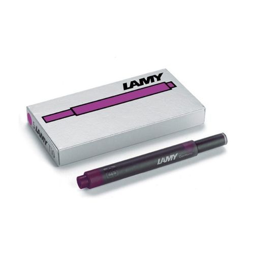 Lamy Ink Cartridge T 10 Violet Large