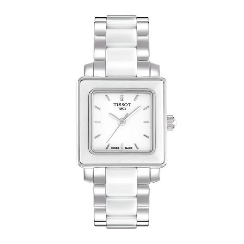 Tissot Ladies Watch T0643102201100 T Trend