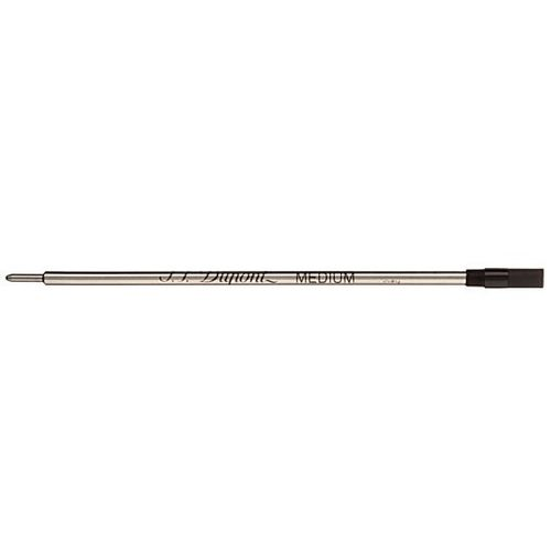 S.T. Dupont Ball Pen Refill Cross Model Black Medium