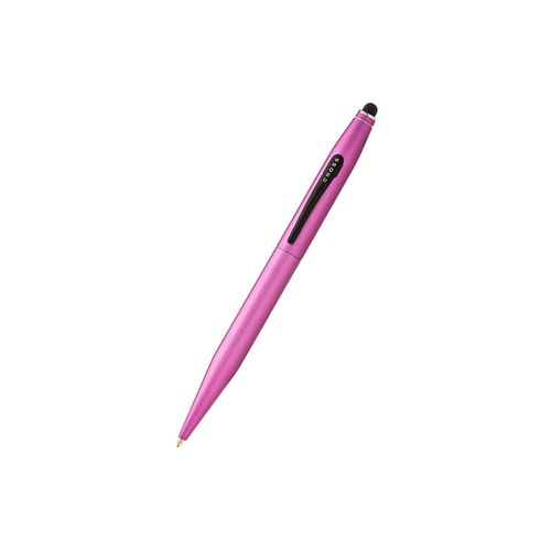 Cross Ball Pen Tech 2 AT0652-4 Stylus with Satin Black Trim Tender Rose