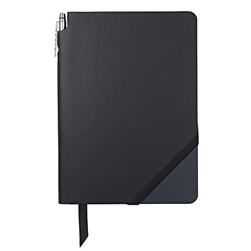 Cross Journal Jotzone AC273-2 Medium With Pen Black and Bright Black