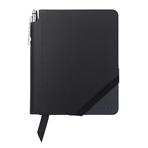 Cross Journal Jotzone AC273-2 Small With Pen Black and Bright Black