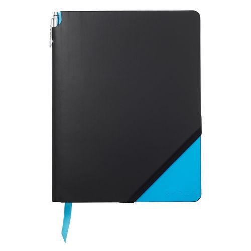 Cross Journal Jotzone AC273-3 Medium With Pen Black and Bright Blue