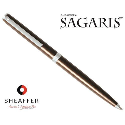 Sheaffer Ball Pen Sagaris 9480 Brown