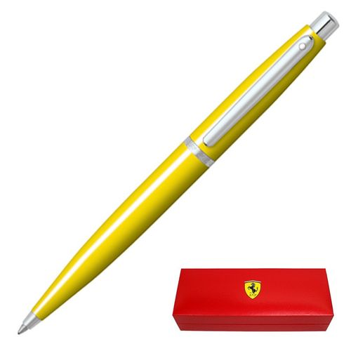 Sheaffer Ball Pen Ferrari VFM 9510 Gloss Yellow