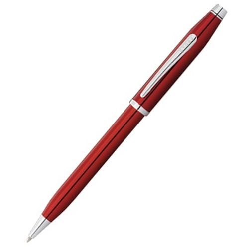 Cross Ball Point Pen Century II AT0082WG-88 Translucent Red
