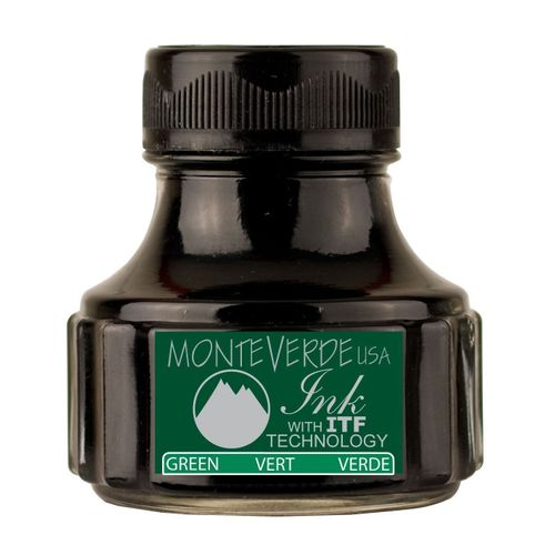 Monteverde Ink Bottles G 308 90ml Green