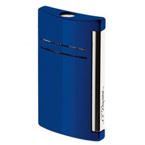 S T Dupont lighter Maxijet 020102N Midnight Blue