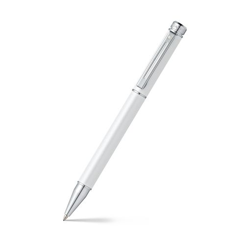 Sheaffer Ball Pen 200 Series 9153 Matte Metallic White