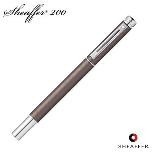 Sheaffer Roller Ball Pen 200 Series 9154 Matte Metallic Grey