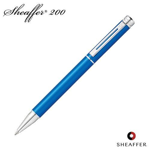 Sheaffer Ball Pen 200 Series 9155 Matte Metallic Blue