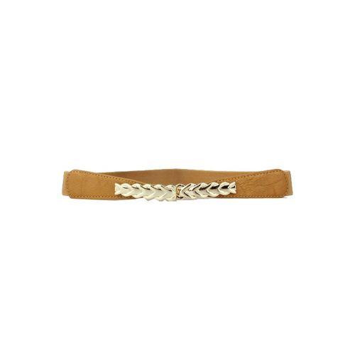 Intertwined Tan belt