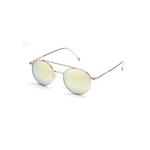 Yellow Pilot Sunglasses
