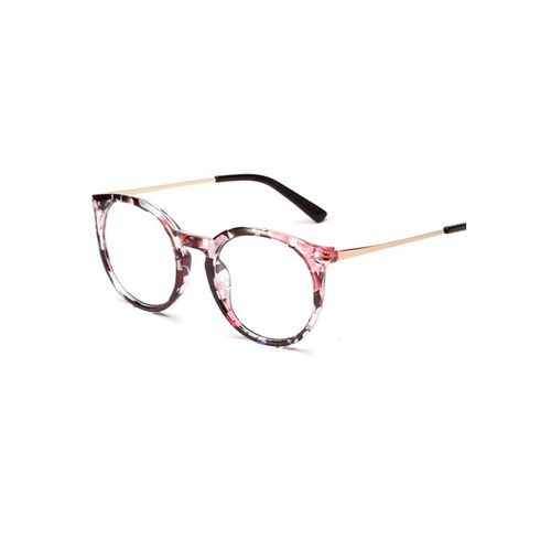 Nerdy Printed Glasses