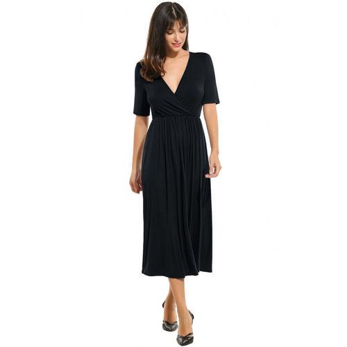 Black Empire Casual Dress