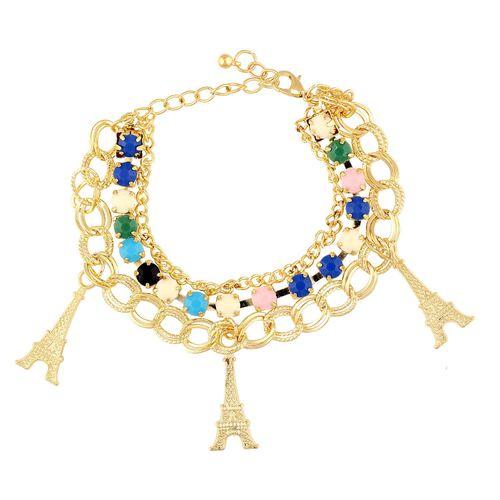 Parisian Charm Bracelet