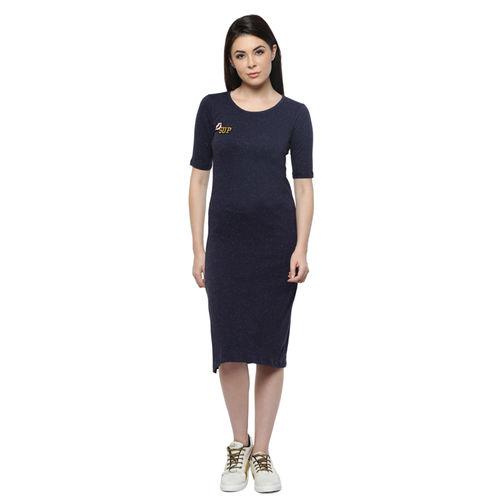 Sup Bodycon Midi Dress