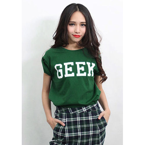 Green Geek T-Shirt