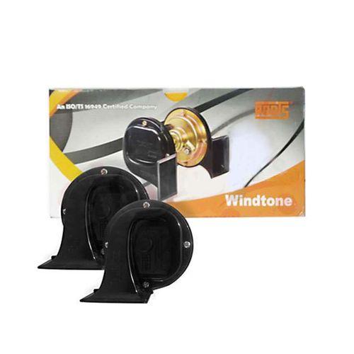 ROOTS  WINDTONE  horn set - skoda sound horn 12v for all cars