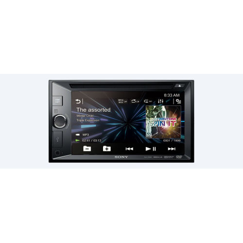 SONY XAV-W600 AUDIO VIDEO PLAYER