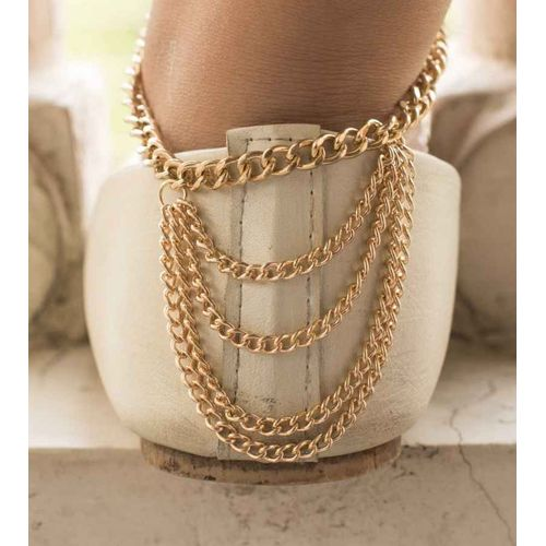 Chained Ankle