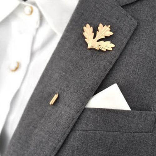 Leafy Shimmer Gold