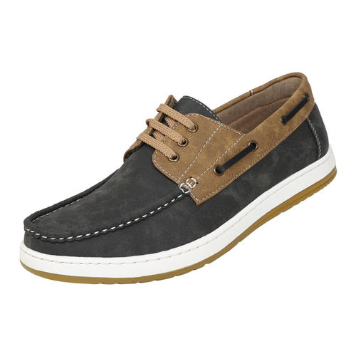 BOSTON BLACK GENTS CASUALS  SHOES_BM-1024