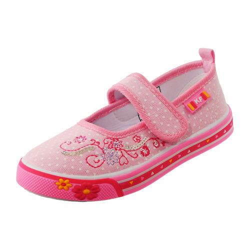 KIDSFUN PINK KIDS CASUALS  SHOES_KF212