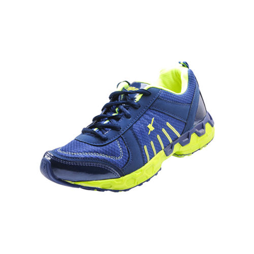 SPARX N.BLUE/F.GREEN GENTS SPORTS SHOES_SM-193