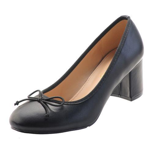 MARYJANE BLACK LADIES CASUALS  SHOES_MJ-652