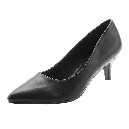 MARYJANE BLACK LADIES CASUALS  SHOES_MJ-654