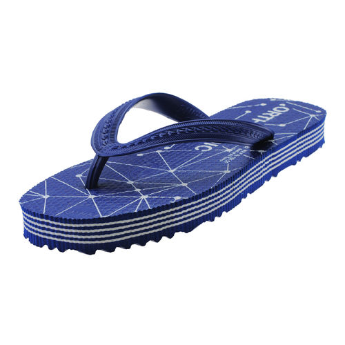 HAWAI NAVY GENTS HOMEUSE  SLIPPERS_ORTHO-02