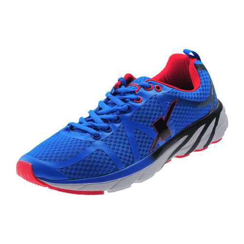 SPARX BLUE/RED GENTS SPORTS SHOES_SM-263