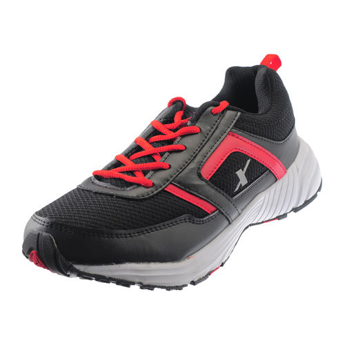 SPARX RED/BLACK GENTS SPORTS SHOES_SM-275