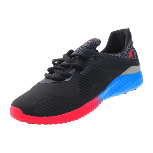 SPARX BLACK/RED GENTS SPORTS  SHOES_SM-289