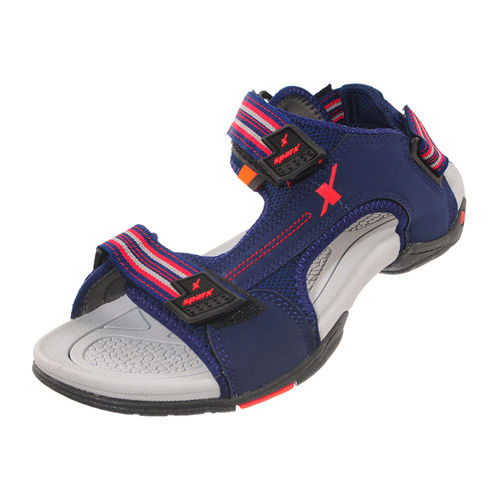 SPARX N.BLUE/RED GENTS SPORTS SANDALS_SS-441
